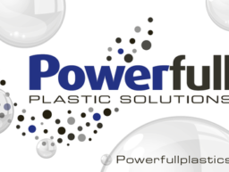 powerfull plastic solutions huisstijl
